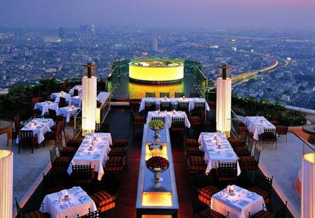 Siroco, Bangkok, Tayland