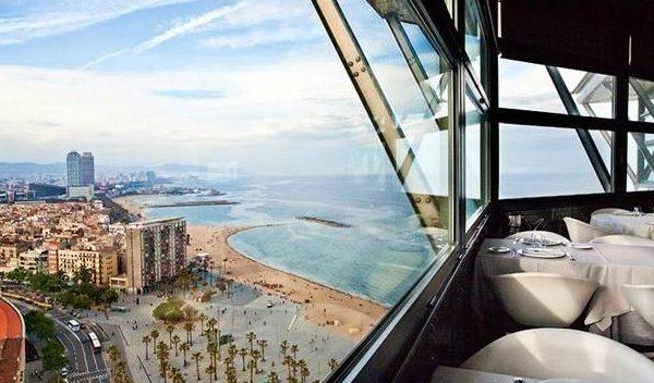 Torre-dAlta-Mar-Barselona-İspanya