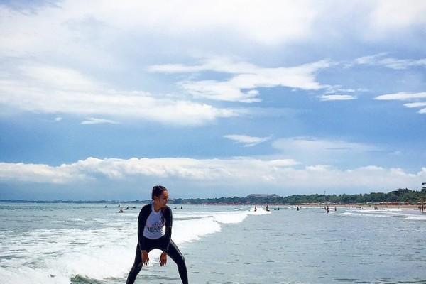 Endonezya - Bali - Kuta Kumsalı