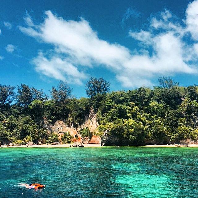 Filipinler - Boracay - Beyaz Kum Plajı - Lupaz Kumsalı