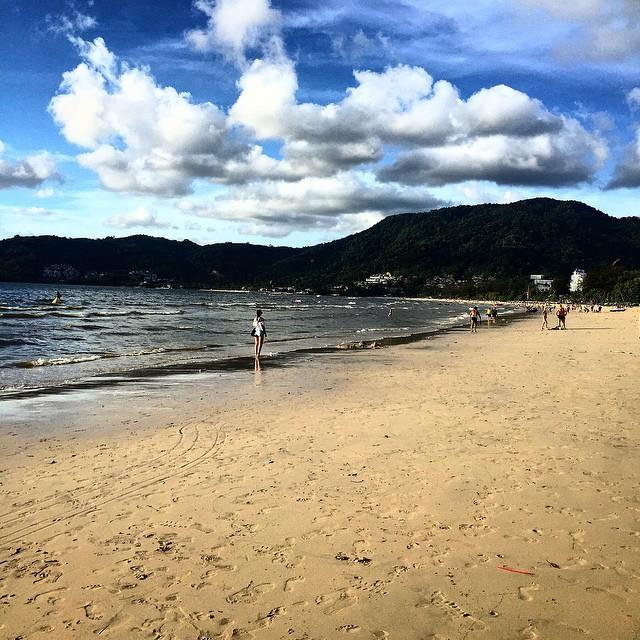 Tayland - Phuket - Patong Kumsalı
