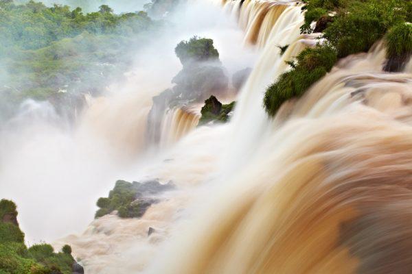 Arjantin-Iguazu-Şelaleleri