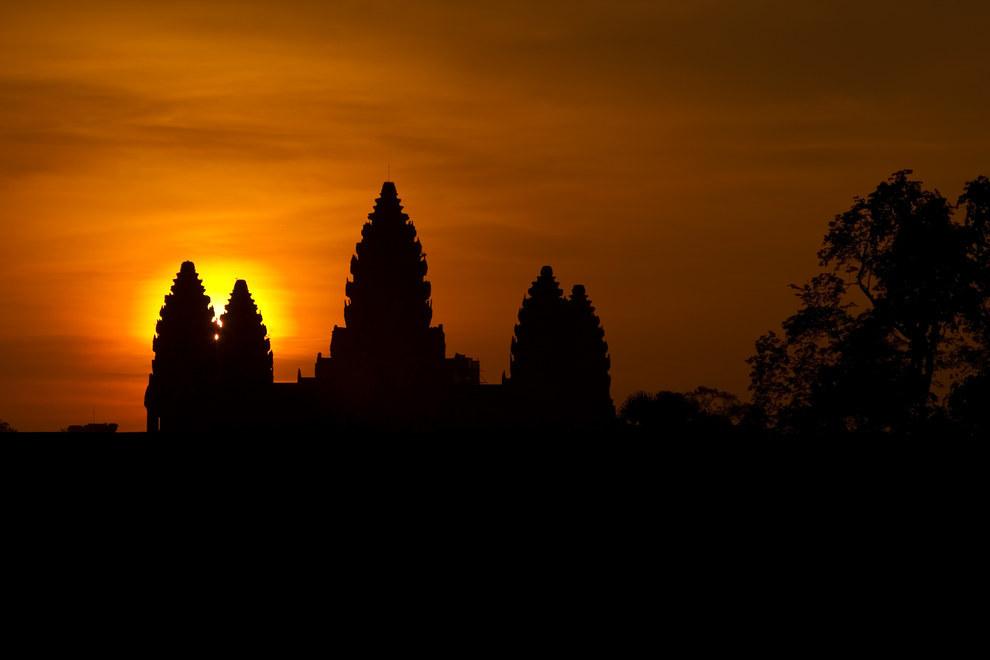 Kamboçya-Angkor-Wat