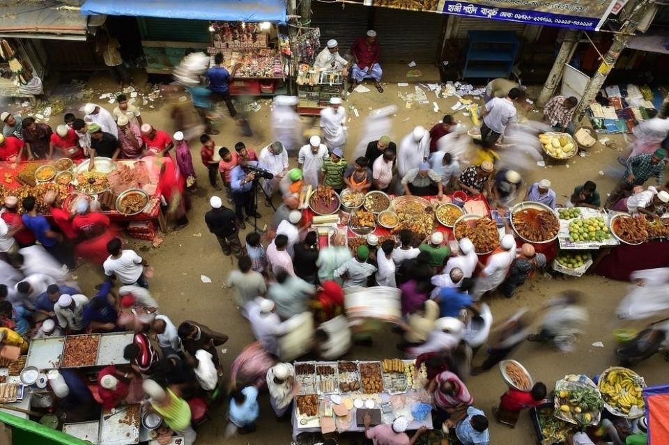 Ramazan Ayı Dhaka, Bangladesh