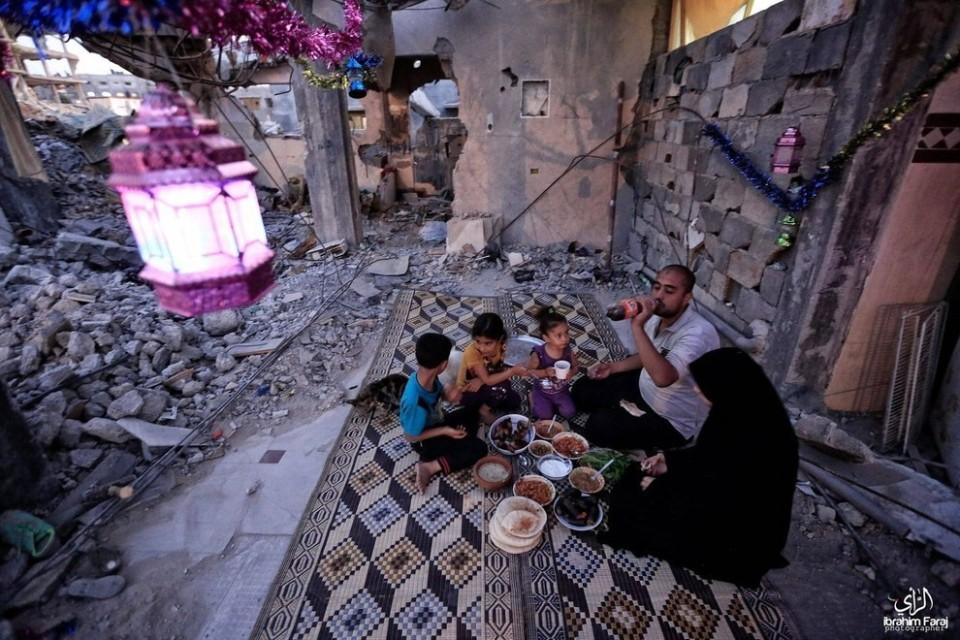 Ramazan Ayı Gaza, Filistin 2