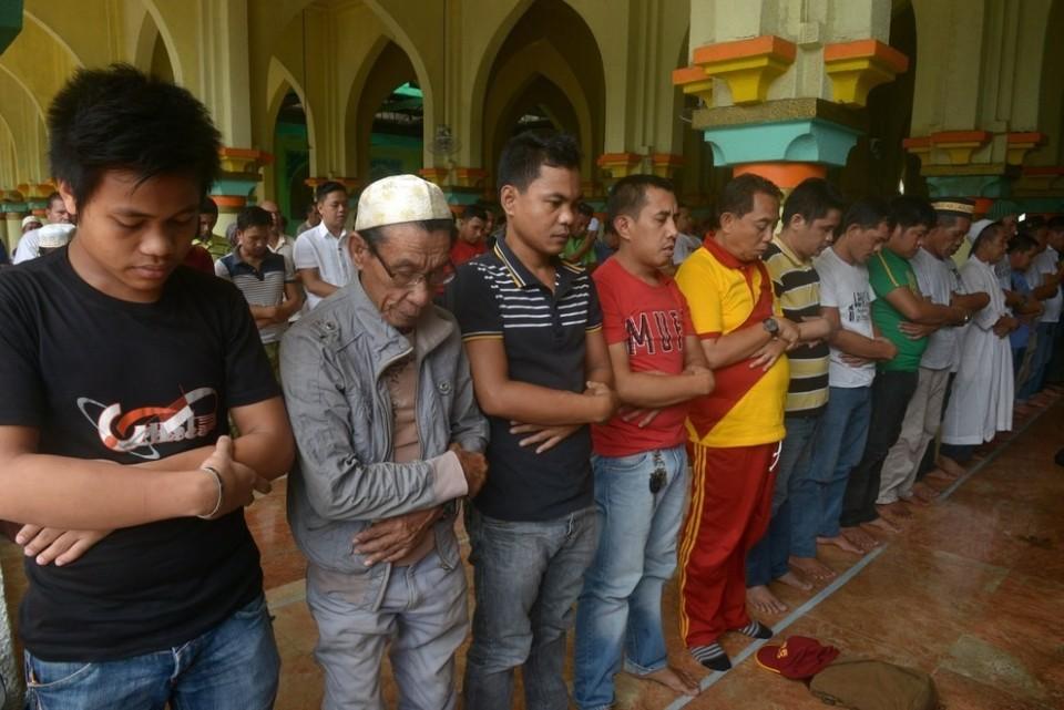 Ramazan Ayı Manila, Filipinler