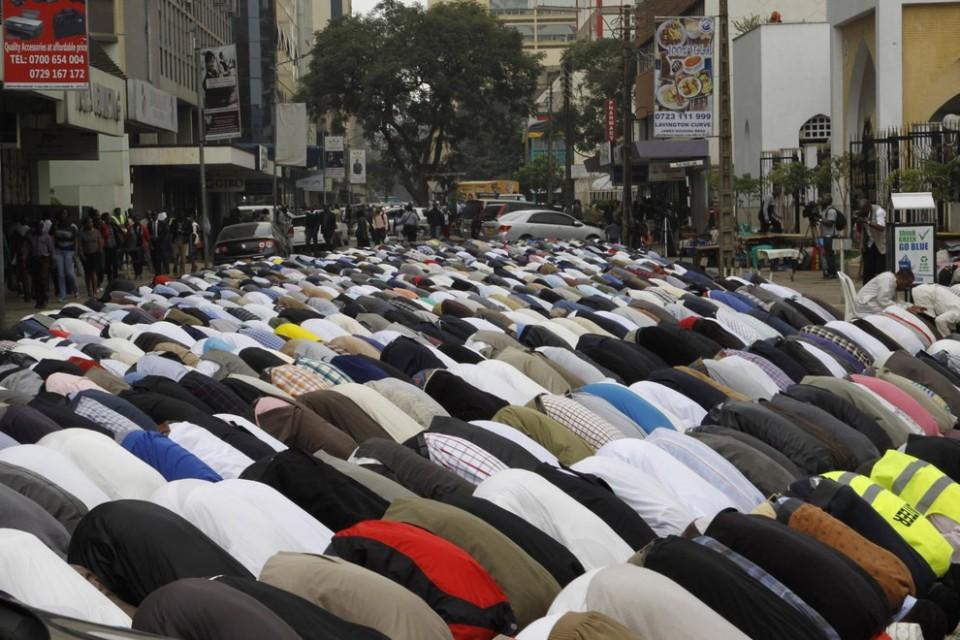 Ramazan Ayı Nairobi, Kenya