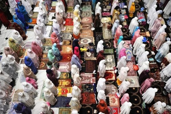 Ramazan Ayı Surayaba, Endonezya