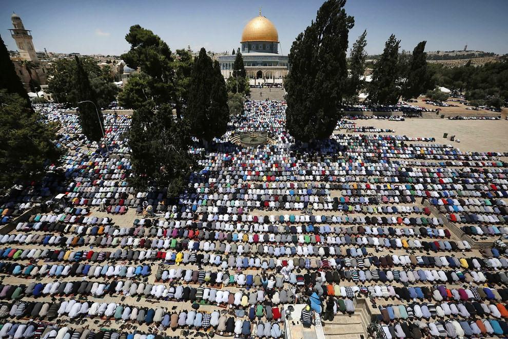 Ramazan-Ayı-Kudüs