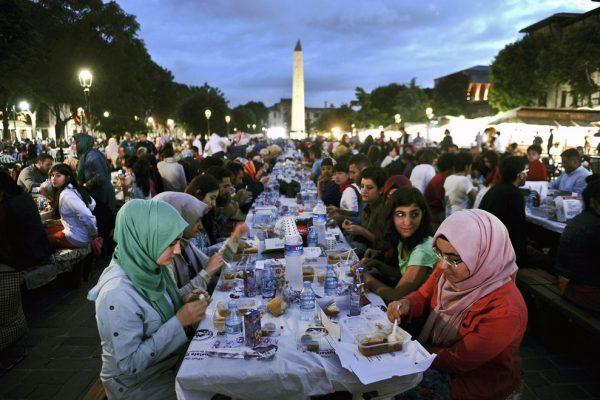 Ramazan-Ayı-İstanbul-Türkiye