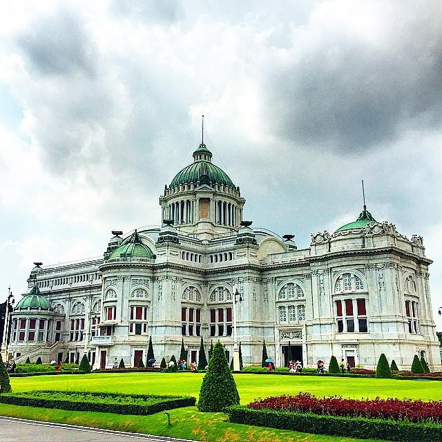 Tayland - Bangkok - Ananta Samakhom Kraliyet Sarayı