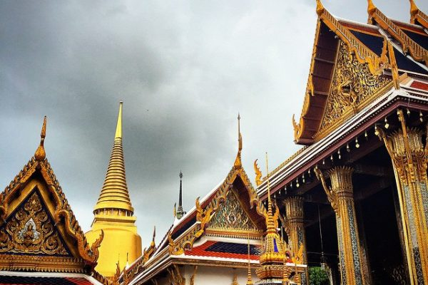 Tayland-Bangkok-Büyük-Saray