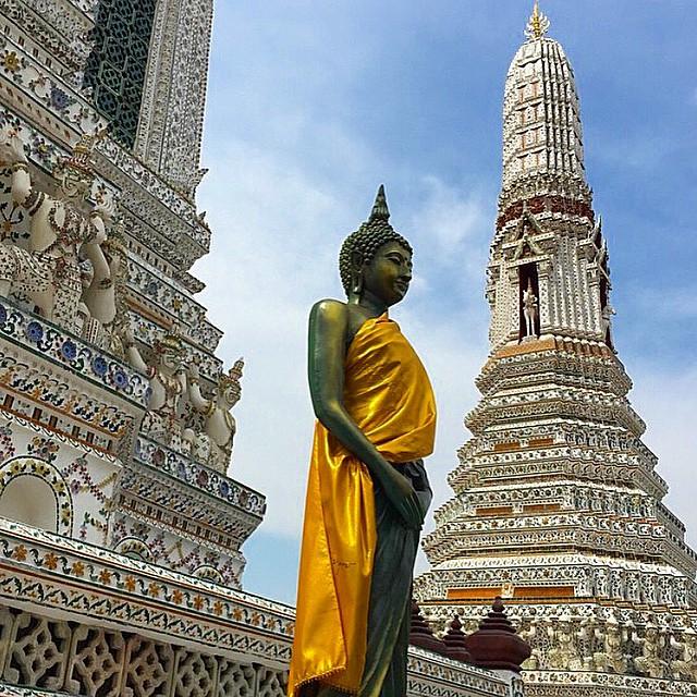 Tayland - Bangkok - Wat Arun