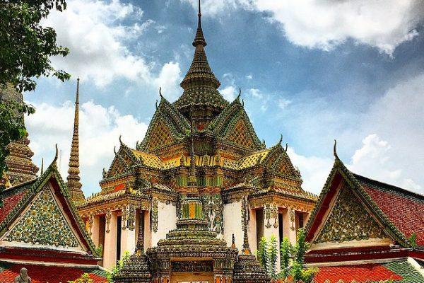 Tayland-Bangkok-Wat-Pho-Tapınağı