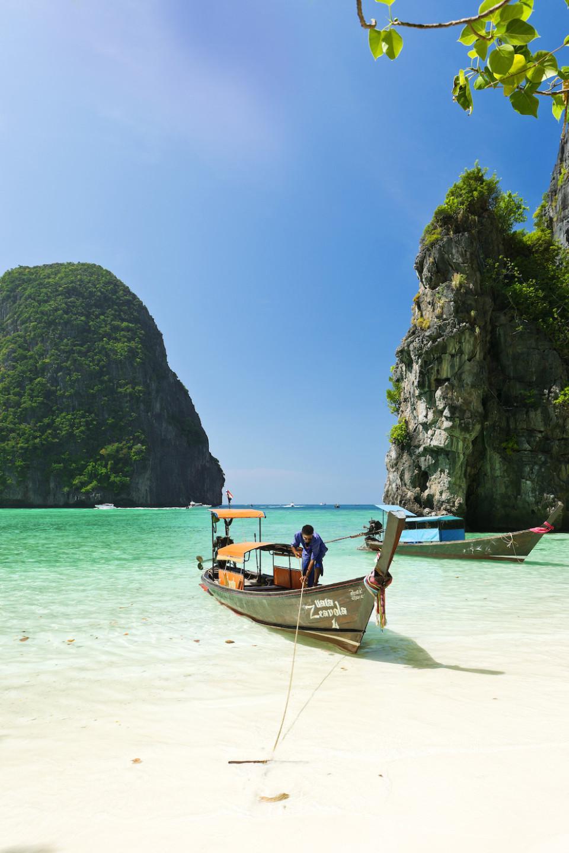 Tayland, Ko Phi Phi