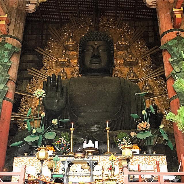 Japonya-Kyoto-Todaiji-tapınağı