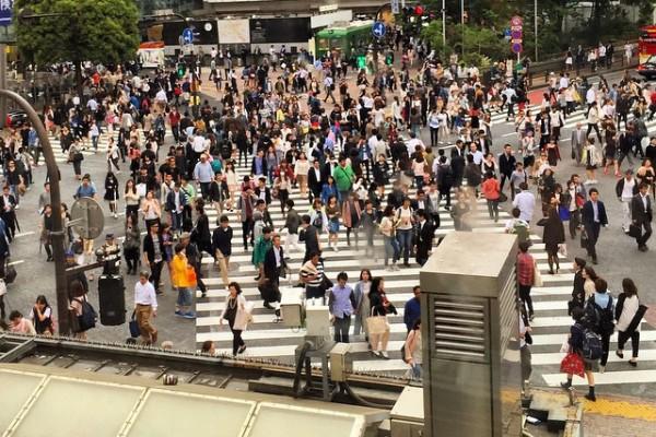 Japonya Tokyo - Hachiko