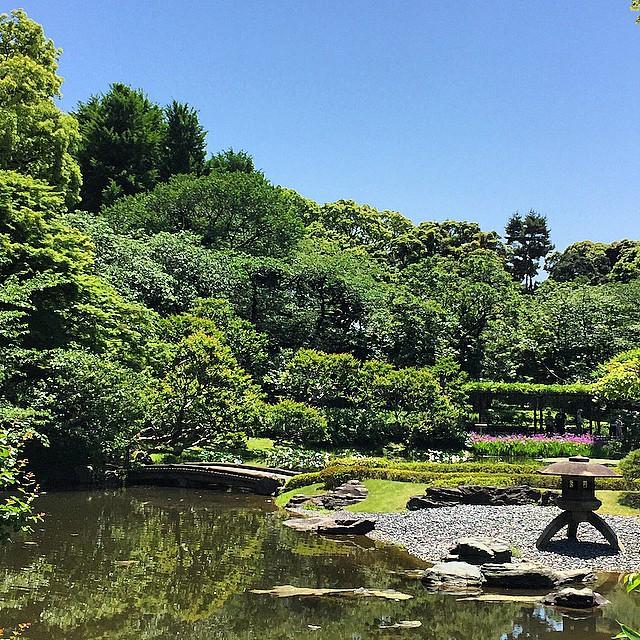 Japonya Tokyo - Kraliyet Sarayı