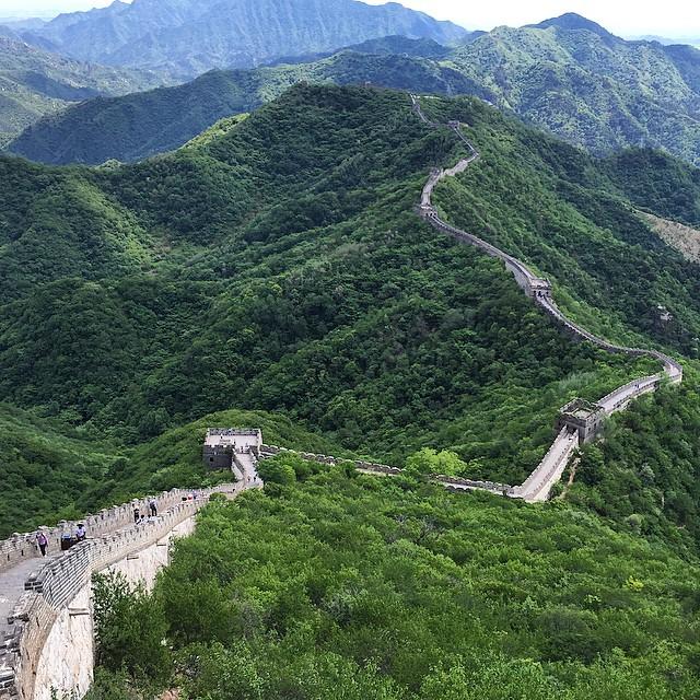 Çin-Pekin-Çin-Seddi-Mutianyu