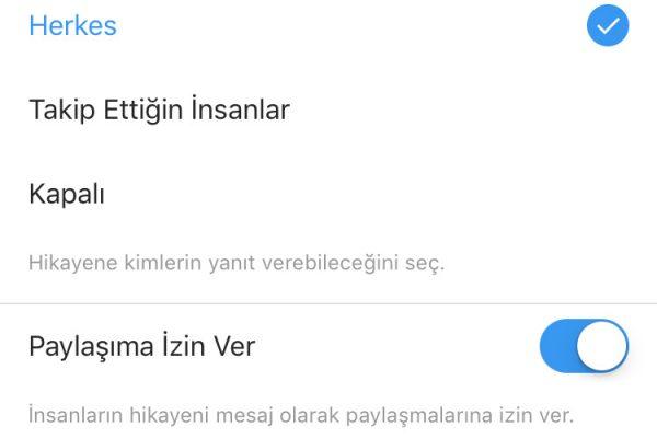 Instagram Hikaye - Baris Tanzer 5