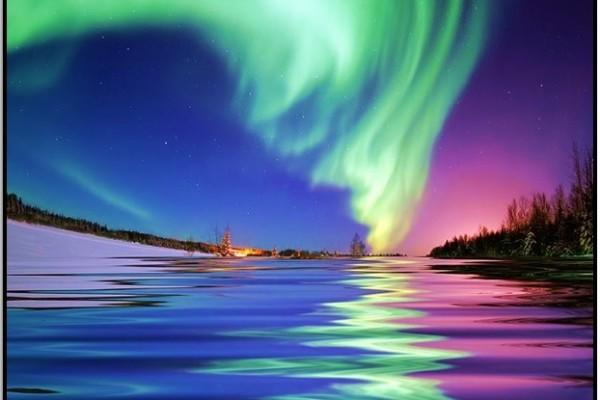 Kuzey Işıklarını İzle