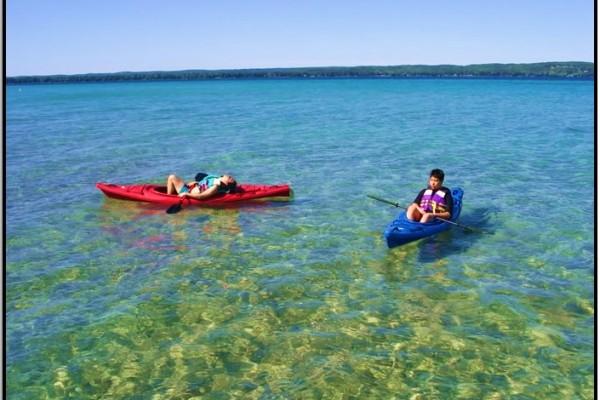 Torch Gölü, Antrim Bölgesi Michigan – USA