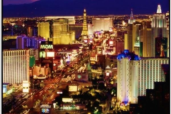 Las Vegas'a Git