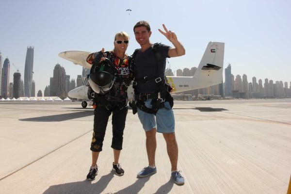 SkyDive Dubai'de Nasıl Yapılır