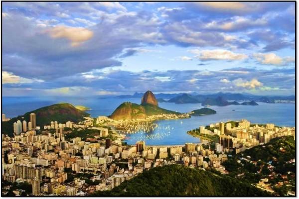 Nasıl Oraya Gidilir? Rio de Janeiro, Brezilya
