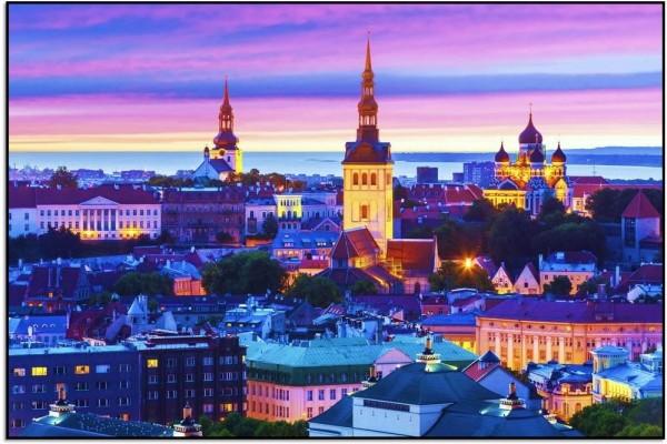 Nasıl Oraya Giderim? Tallinn, Estonya