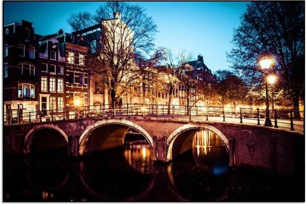 Nasıl Oraya Giderim? Amsterdam, Hollanda