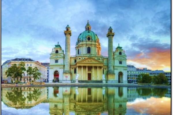 Oraya Nasıl Giderim? Viyana, Avusturya