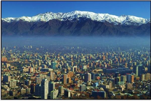 Nasıl Oraya Giderim? Santiyago, Şili