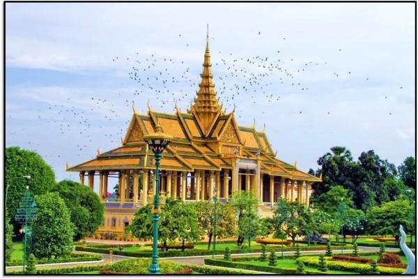 Nasıl Oraya Giderim? Phnom Penh, Kamboçya