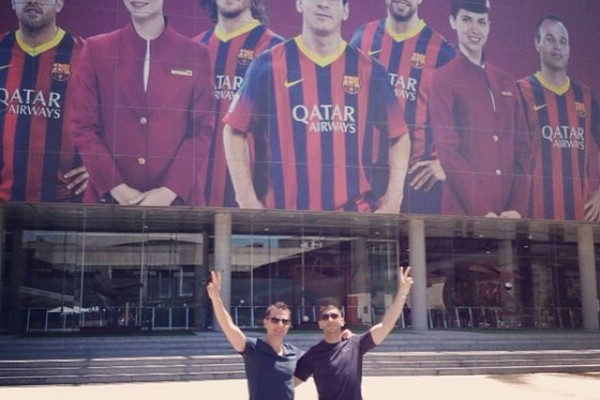 Barselona - Camp Nou