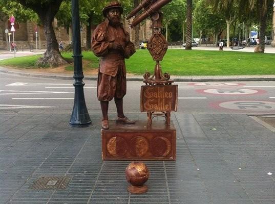 Barselona - La Rambla