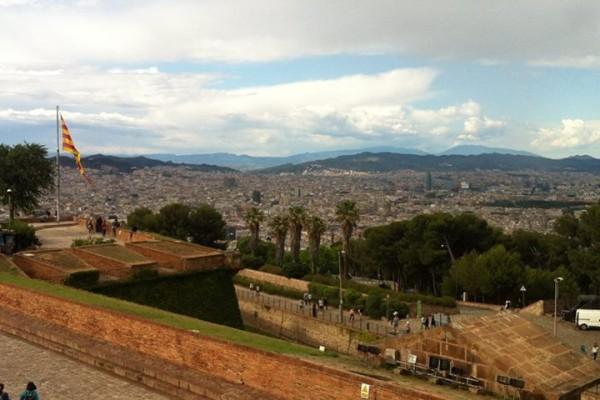 Barselona - Montjuic