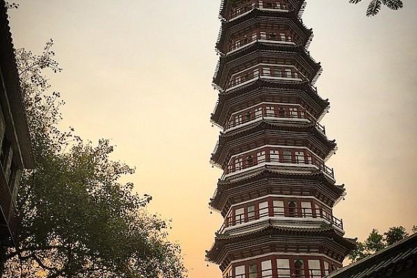 Guangzhou - Liurong Manastırı