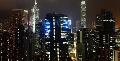 Hong Kong - Gece