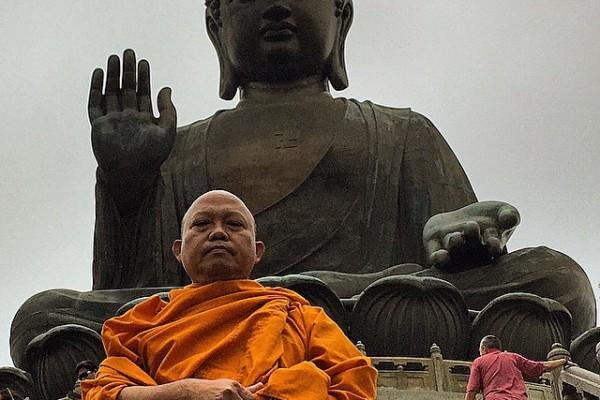 Hong Kong - Tian Tan Buddha