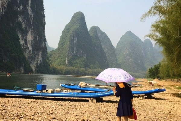 Li River - Kumsal