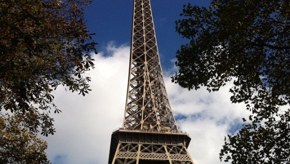 Paris - Eiffel Kulesi