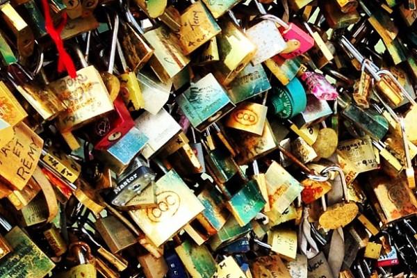 Paris - Love Locks