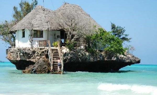 The Rock, Zanzibar, Tanzanya
