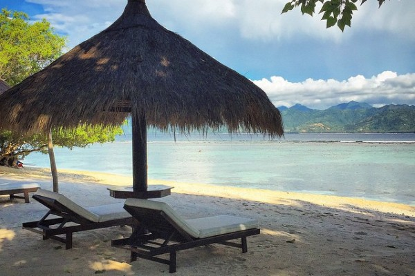 Endonezya - Bali - Gili Adaları