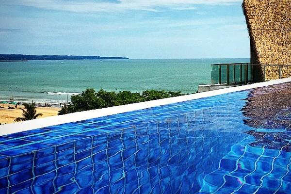 Endonezya - Bali - Sonsuzluk Havuzu