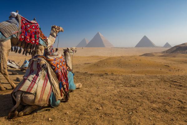 Mısır, Giza Piramitleri