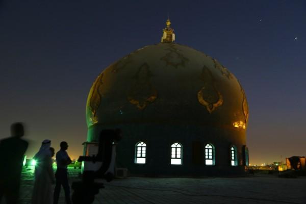 Ramazan Ayı Basra, Irak