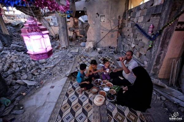 Ramazan Ayı Gazze, Filistin 2