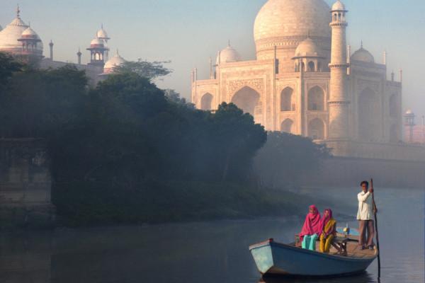 Hindistan, Taj Mahal